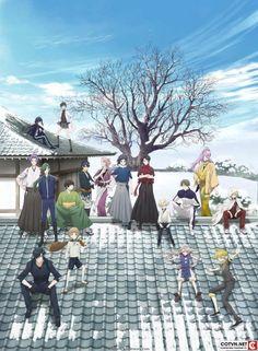 Touken Ranbu: Hanamaru tung trailer mới giới thiệu Movie tổng hợp | Cotvn.Net
