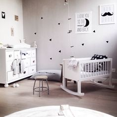 Modern baby rooms pictures