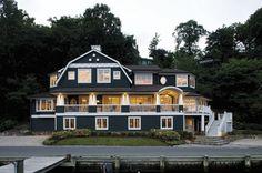 19 Fresh Chesapeake Bay Waterfront Homes