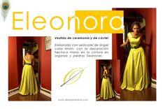 #Vestido #ELEONORA Un color esencial para la relajación. #ShowRoom #ObeidaMedina #blogger #moda #fashionblogger #lujo
