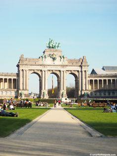 Cinquantenaire Park, Brussels | smarksthespots.com