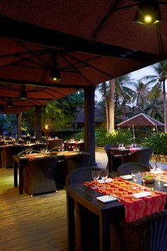 Dining restaurant at Anantara Mui Ne Resort, Vietnam