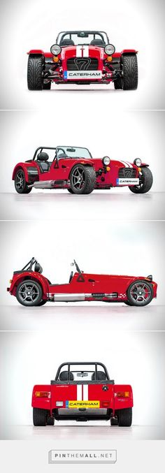 Caterham Seven 310 Sports Car | HiConsumption - created via https://pinthemall.net