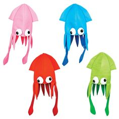 Lime Green Squid Octopus Novelty Halloween Hat Adult Fun Silly-Brand New! Squid Costume, Fish Costume, Costume Hats, Costume Ideas, Little Mermaid Costumes, The Little Mermaid, Sea Creature Costume, Scuba Diver Costume, Halloween Party