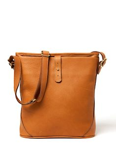 J.W. Hulme Linwood Bucket Bag::bags and leather goods::accessories::WOMEN::Steven Alan