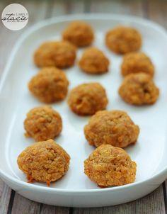 Olive Cheese Balls Recipe #HolidayAppetizers