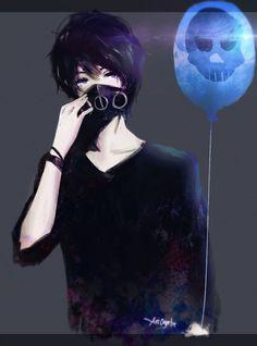 Birthday Guy by AoiOgataArtist