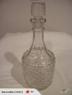 Retro Decanter