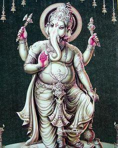 https://flic.kr/p/7rhi1U | Ganesh | check out my Durga Maa videos at: www.youtube.com/durgadevotee