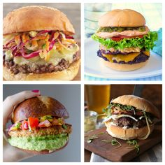 15 Best Burgers To R