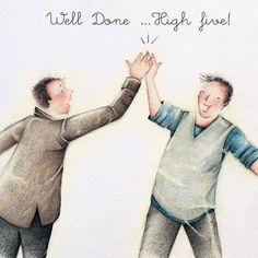 Cards » Well Done » Well Done - Berni Parker Designs