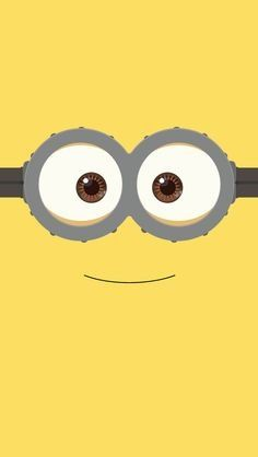 Minion Background for IPhone or IPad or I pod!! Or whatever
