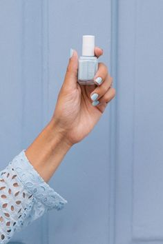 6 Nail Polish Colors To Try For Spring | Nail Color Trends | Poor Little It Girl Spring Nail Colors, Spring Nails, Beauty Tips For Hair, Diy Beauty, Nail Color Trends, Nail Art Techniques, Pretty Nail Art, Pastel Nails, Diy Manicure