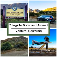 Things to Do In and Around Ventura, California