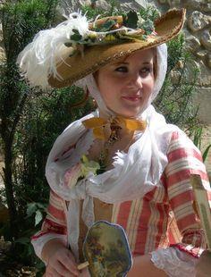 Costume traditionnel en Provence