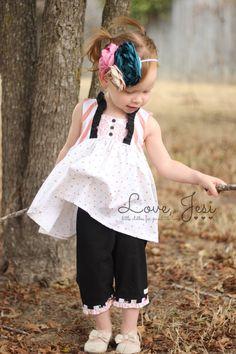 Toddler Girls Fall Clothing Girls Tunic Top Toddler by LoveJesi