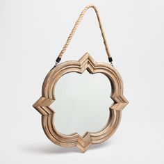 MIRROR WITH FOUR POINTS - Mirrors - Decor and pillows | Zara Home United States