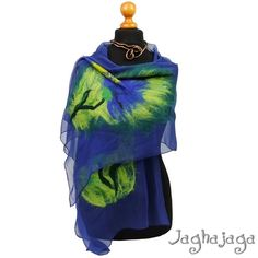 Check out this item in my Etsy shop https://www.etsy.com/listing/258912425/evening-shawl-wrap-silk-scarf-handmade