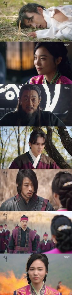 [Spoiler] Added episodes 31 and 32 captures for the #kdrama 'Ruler: Master of the Mask'
