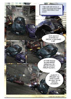 Car Crash Gamics - bittanti