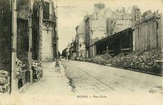 Amicarte 51 Reims: 14-18 - Lettre du Curé Louis