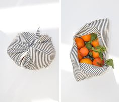 ...simple, pretty, and lovely bento tote from Anaïse...