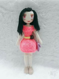 #doll #crochet #phuongnguyen_7m