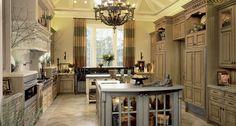 custom kitchen / Wm Ohs