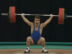 """""""Pocket Hercules"""" indeed. From great Lyle McDonald article on explosive vs maximal strength in O-lifting"""