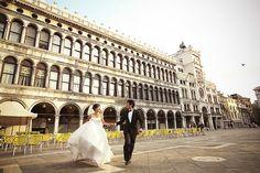 Venice Bride