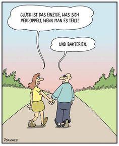 Cartoon Buch zum Thema Vter von Martin Perscheid  STERN