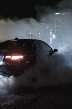 Carrozzeria Carbon BMW M3 Burnout //JSitthi