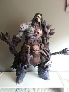 Darksiders II - Death de 75cm !