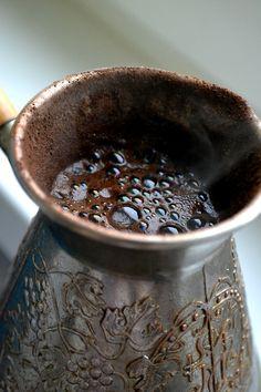 evanot: cofee http://www.magnificentturkey.com/ #turkish #coffee #turkey