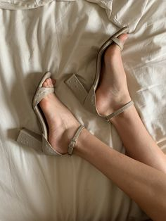 Ostrich leather block heel sandals. Thick to thin toe strap. Ideal for all seasons and occasions. Buy less, choose better, make it last. Block Heels, Toe, Seasons, Sandals, Leather, Stuff To Buy, Collection, Fashion, Moda