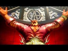 King of Fighters 14 Official Trailer - 2016 - IGN King Of Fighters, Video Game Industry, Official Trailer, E3 2016, Videos, Wonder Woman, Superhero, Characters, June 16