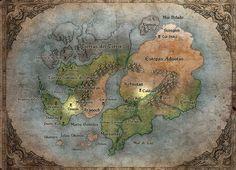 Mapa de Diablo - Blizzard
