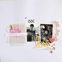 Love+them - Scrapbook.com