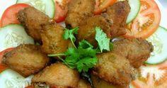 Thai Fried Chicken (Gai Tod)