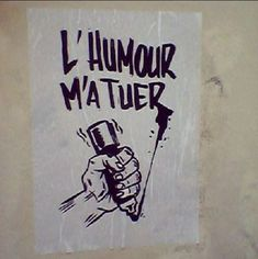 Hommage à Charlie Hebdo à Nantes (en référence à « Omar m'a tuer », célèbre affaire judiciaire)