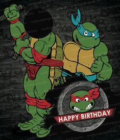 Teenage+Mutant+Ninja+Turtle++Photo+Cut+Out+by+MadisonDesignShop,+$20.00