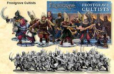 Bildresultat för Frostgrave cultists