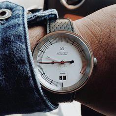 throwback // watch, menswear, style