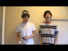 Cover Jam.. They are so cute!! Omg!! When they started singing More Than This I died!