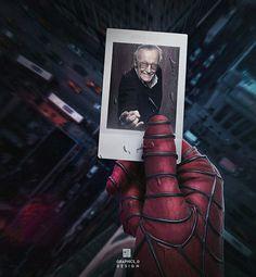 credits marvel_dc_p # spiderman Marvel Dc Comics, Marvel Avengers, Hero Marvel, Films Marvel, Marvel Fan, Marvel Writer, Marvel Universe, Harley Queen, Tribute