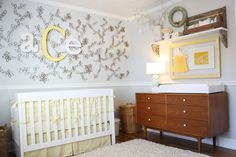 I love this website! Amazing ideas for nurseries, parties and more!