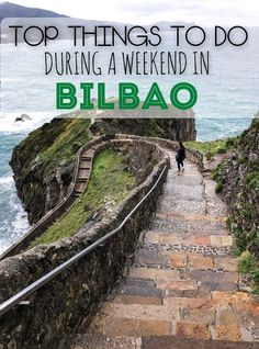 I've travelled to the north of Spain many times and during my last visit I had the chance to discover some spots in the Basque Country, specially Bilbao and a few surrounding towns. There is a lot to see in the area, but in this post you will find information about the places we could visit in just two days.