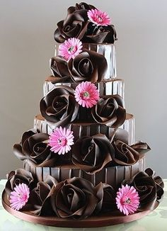 32 Best Chocolate Birthday Cakes Images On Pinterest Cookies