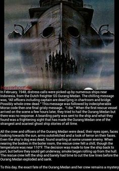 Here's your Creepypasta, crybabies. Creepy Horror, Ghost Ship, Creepy Stories, Ocean Themes, Cry Baby, Creepypasta, So Little Time, Best Funny Pictures, Scary Things