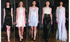 Argentine Marcelo Giacobbe presented his collection at Designs BA. And more about Fabián Zitta, Marcelo Giacobbe , Hilma af Klint, PABLO RAMÍREZ, at Bafweek Oficial  Read more, click on the link below!  Written by Cinthia Di  Ciancia.​  http://welum.com/article/_decay-time/